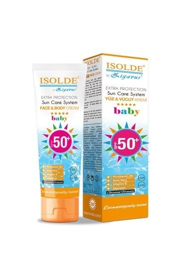 Zigavus Isolde Baby Güneş Koruyucu Krem 50+spf 100Ml Renksiz